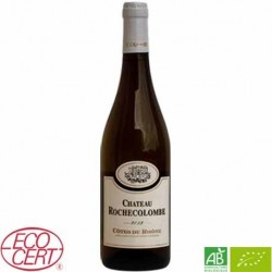 chateau-rochecolombe-cotes-rhone-blanc-viognier