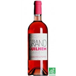 Rosé Grand Guilhem Vin de France